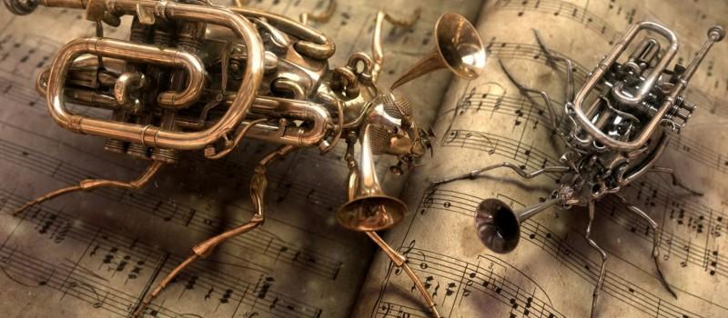 Фото: Музыкальные инструменты