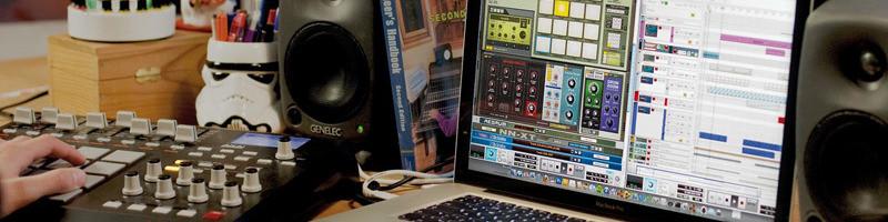 Фото: Домашняя студия звукозаписи