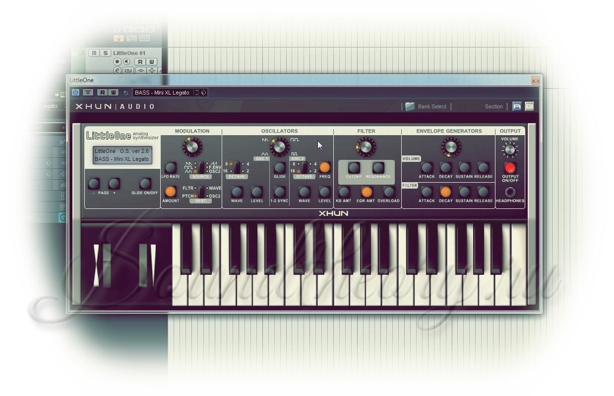 Фото: Виртуальный синтезатор