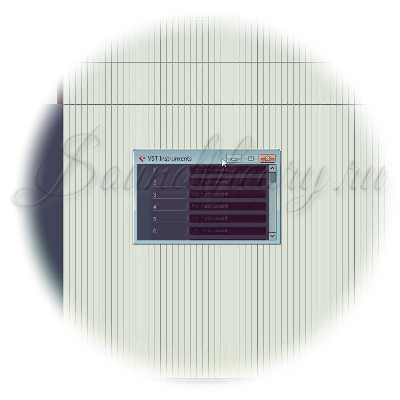 Фото: окно выбора в виртуальной кладовке