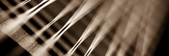 Фото: Струнные музыкальные инструменты